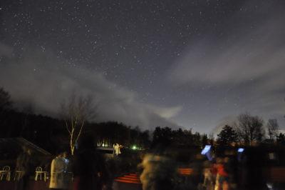 12月の「星空観望会」のお知らせ(17日土曜日開催)