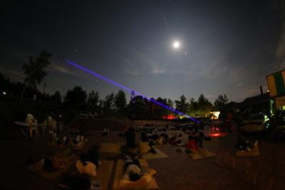 9月の星空観望会